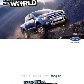Pocket Guide Ranger 2012